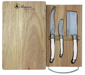 Laguiole by Louis Thiers 3-piece Cheese