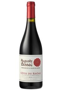 Auguste Bessac Cote du Rhone GSM 2016 (6