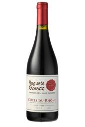 Auguste Bessac Cote du Rhone GSM 2016 (6 x 750mL) Cote du Rhone