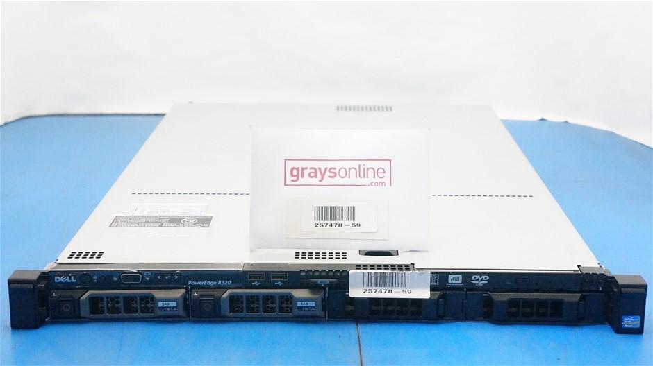 Dell PowerEdge R320 Rackmount Server