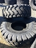 2 x Unused 20.5-25 Earthmoving Tyres