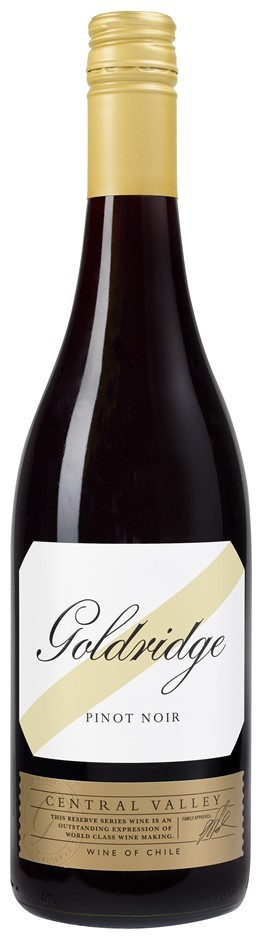 Goldridge Reserve Pinot Noir 2018 (12 x 750mL) Chile