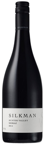 Silkman Wines Shiraz 2017 (6 x 750mL), H