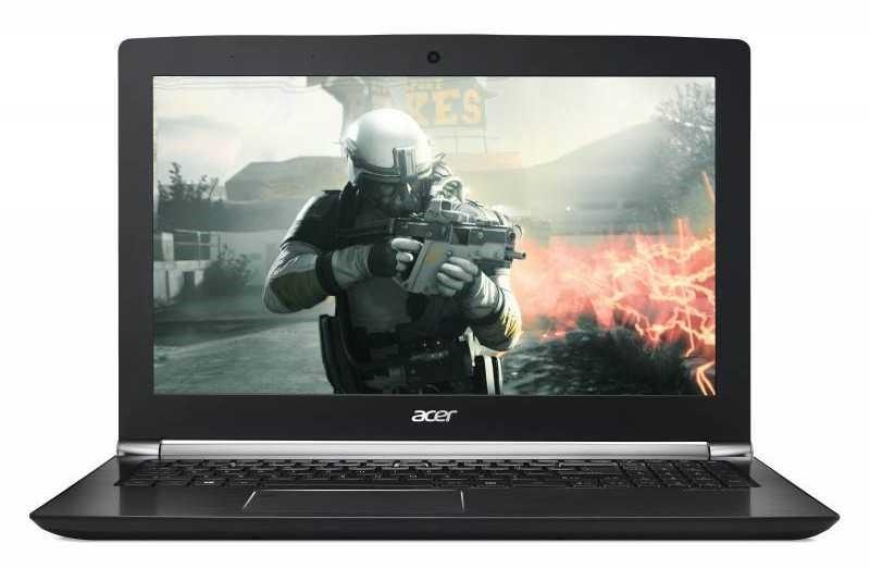 Acer Aspire V Nitro-VN 7 15.6/i7-7700HQ/8GB/256GB SSD/4GB nVIDIA GTX 1050Ti