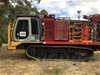 X300 Air Core Drill Rig Mounted on Morooka MST 2200V Track Carrier