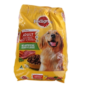 20kg x PEDIGREE Adult Dog Formula with R