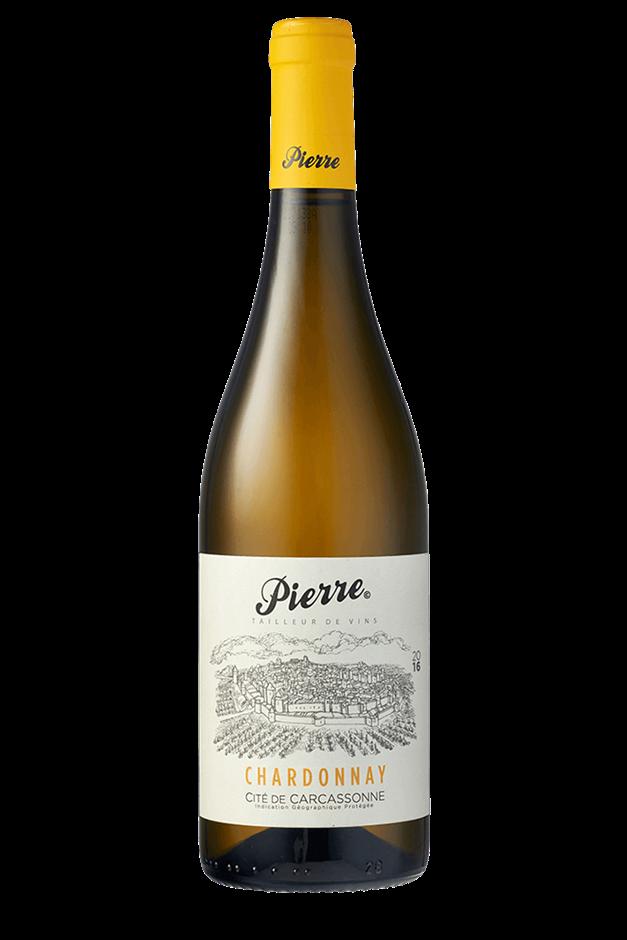 Pierre Chardonnay 2016 (6 x 750mL) IGP Pays d'Oc