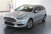 2015 Ford Mondeo Ambiente MD Turbo Diesel Automatic Wagon