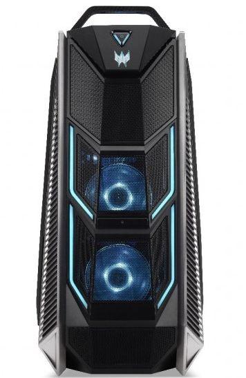 Acer Predator Orion 9000 Desktop i7-8700K/16 GB/256GB SSD + 2TB HDD/GTX1080