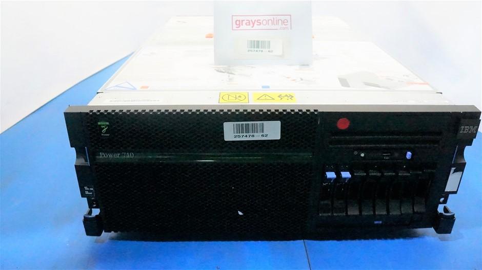 IBM Power 740 Express Server 8205-E6B