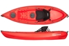 The Sierra 2.7m Kayak Including Seat And Paddle - Red. By Wavedance Kayaks
