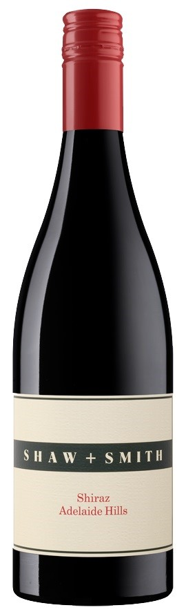 Shaw & Smith Shiraz 2016 (6 x 750mL), Adelaide Hills, SA.