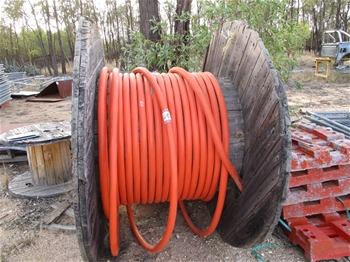 Part Roll x Prysmian Electrical cable