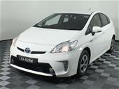 2012 Toyota Prius Hybrid CVT Hatchback