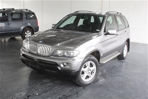 2004 BMW X5 3.0d E53 Turbo Diesel Automa