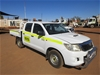 2011 Toyota Hilux SR RWD Manual - 5 Speed Dual Cab Ute