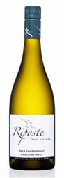 Riposte The Katana Chardonnay 2016 (12 x 750mL), Adelaide Hills, SA.