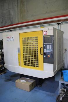 Fanuc RoboDrill CNC Machining Centre