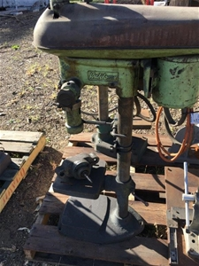 Waldown Bench Drill With Twin Chuck Atta