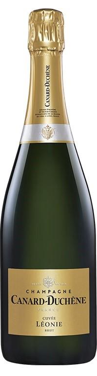 Canard Duchene Cuvee Leonie NV (6 x 750mL Giftbox), Champagne, France.