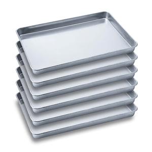 6 x SOGA Aluminium Oven Baking Pan Cooki