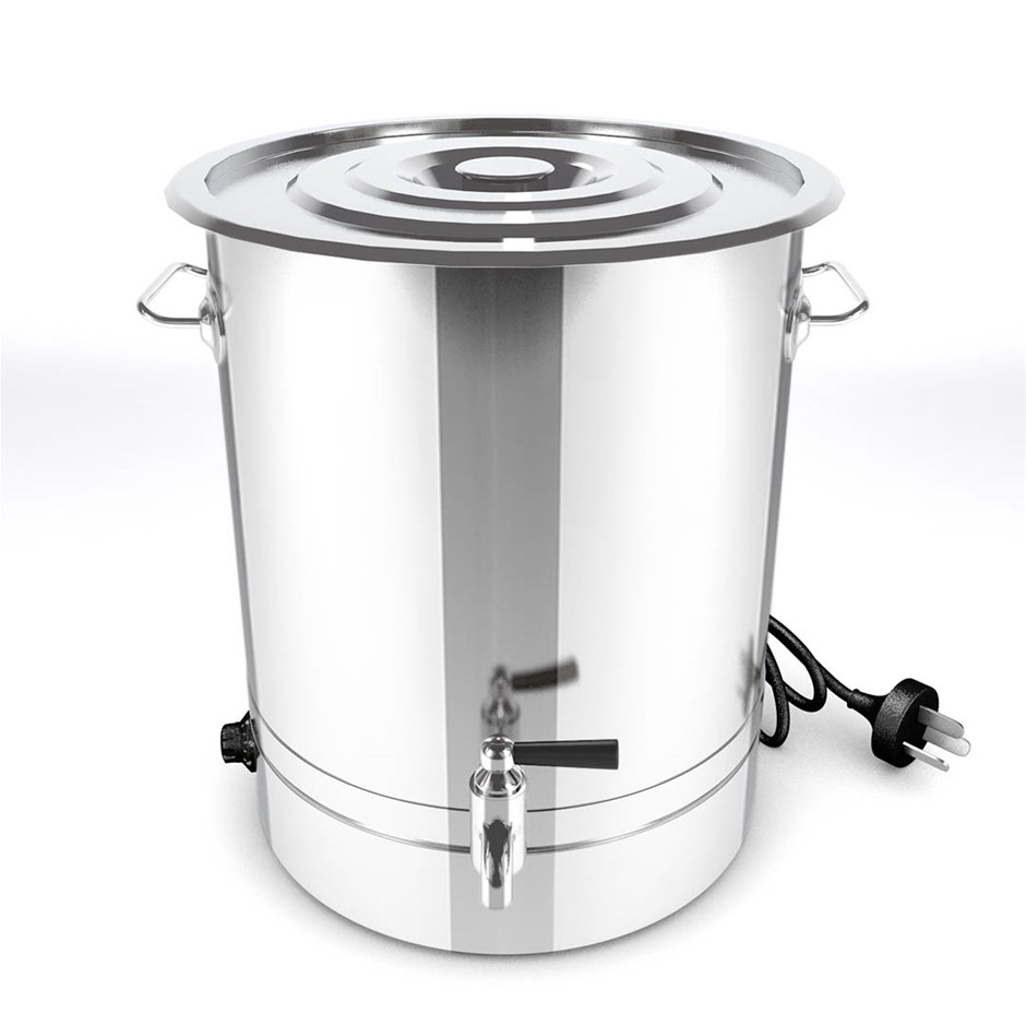 SOGA 25L Stainless Steel URN Commercial Water Boiler 2800W