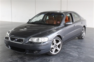 2003 Volvo S60 R AWD Turbo Automatic Sed