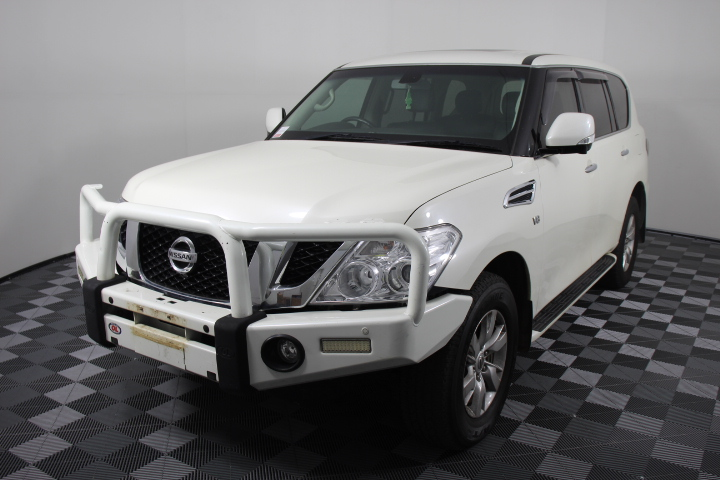 Nissan Patrol Ute For Sale Qld Graysonline