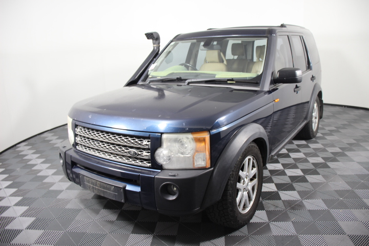2006 Land Rover Discovery 3 SE Auto 7 Seat 4WD