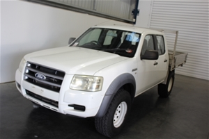 2007 Ford Ranger XL (4x4) PJ Turbo Diese