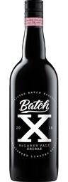 Batch X Shiraz 2017 (6 x 750mL), McLaren Vale, SA.