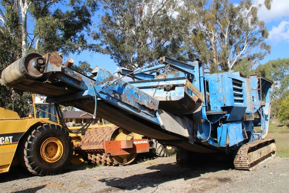1998 Pegson Mobile Crusher