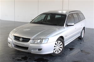 2004 Holden Commodore Acclaim VZ Automat