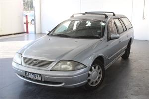 2002 Ford Falcon Forte AUIII Automatic W