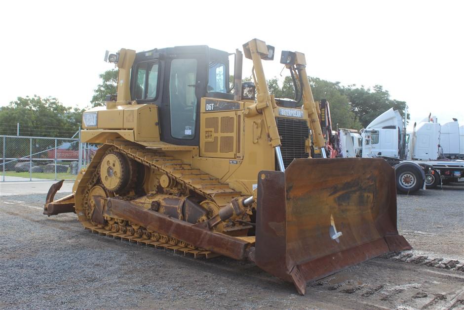 2011 Caterpillar D6T Crawler Dozer