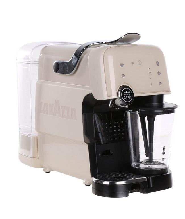 ELECTROLUX Fanatasia LAVAZZA Coffee Machine MODO M10, White. (SN:CC37008) (