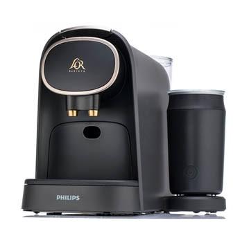 PHILLIPS LATTE PREMIUM Espresso Coffee Machine c/w Milk Frother. (SN:CC3700