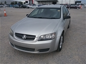 Unreserved 2006 Holden Commodore Omega VE Automatic Sedan