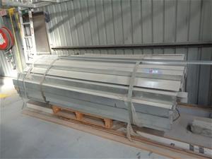 Quantity of Assorted Galvanized Iron Cha