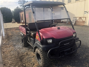 Kawasaki Mule 3000 Utility Vehicle. Mode