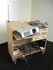 Audio Visual Station