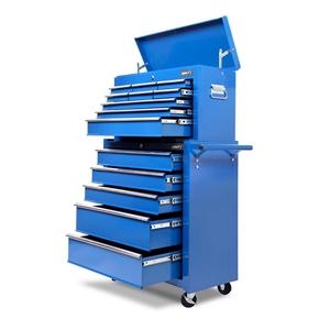 Giantz 14 Drawers Mechanic Tool Box Cabi
