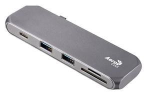 AeroCool Slimline Aluminum USB Type-C Mu