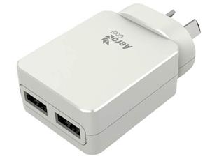 AeroCool Premium Smart 5V 2.4A Dual USB