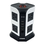 Safemore 2 Level VPS Euro + Power Stackr 8 Outlets with 4 USB Charging
