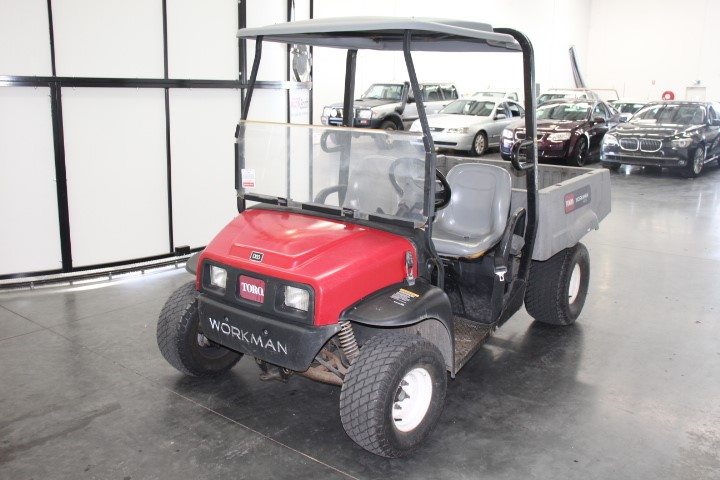 Toro Workman MDX 2 seater Off Road (Tipper)