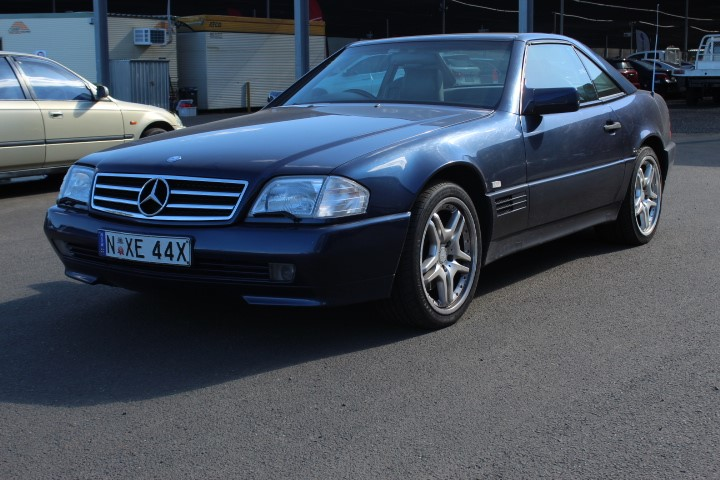 Mercedes Benz SL500 AMG Automatic Coupe