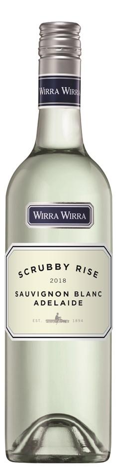 Wirra Wirra `Scrubby Rise` White 2018 (6 x 750mL), Adelaide, SA.