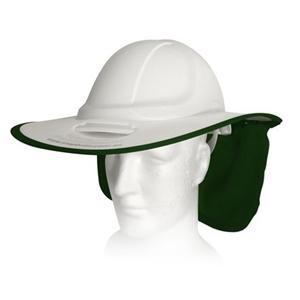 10 x SNAP BRIM Plastic Sun Protection Br
