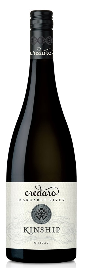 Credaro Kinship Shiraz 2017 (6 x 750mL), Margaret River, WA.